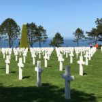 American Cemetary at Normandy beaches