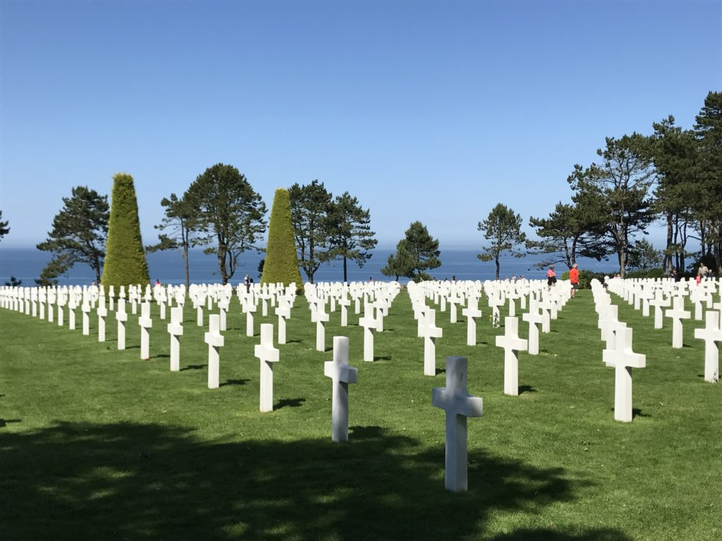 D-Day tour from Bayeux: The American Cemetary