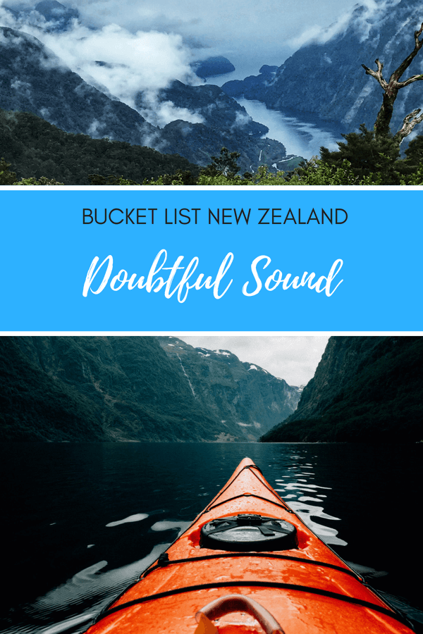 It's like summer camp for grown-ups! A review of our overnight wilderness cruise on the stunning west coast of New Zealand's South Island. #NewZealandkayking #NewZealandtravel #New ZealandNationalParks