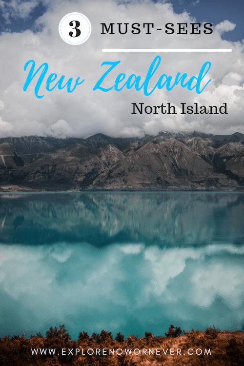 "See New Zealand North Island ""Must-Sees"": The stunning Waitomo Glowworm caves, Wai o Tapu Thermal Wonderland Park and Maori culture #Newzealdnorthisland #newzealandnorthislandthingstodo #newzealandnorthislanditinerary"