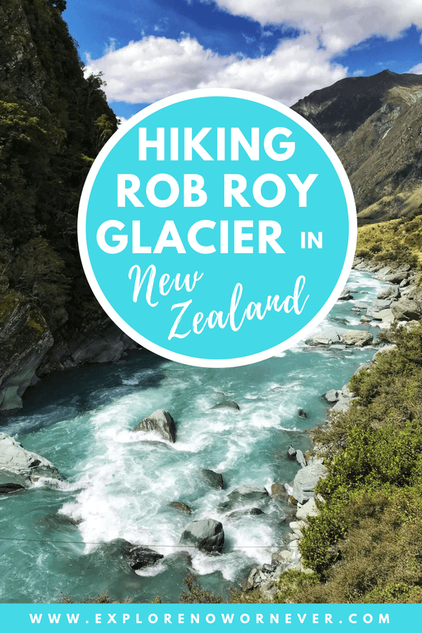 Looking for things to do in Wanaka, New Zealand? Check out our guide to hiking the incredible Rob Roy Glacier Track and plan your next tramping trip! Visit stunning filming locations from the Lord of the Rings movies, take in picturesque views, and enjoy this scenic New Zealand wonder. #RobRoyGlacierHike #NewZealand #Wanaka #Travel #Hiking #OutdoorTravel #LordOfTheRings #RobRoyGlacierTrack #RobRoyGlacier