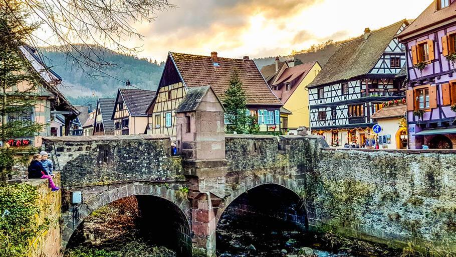 village in Kayersberg France