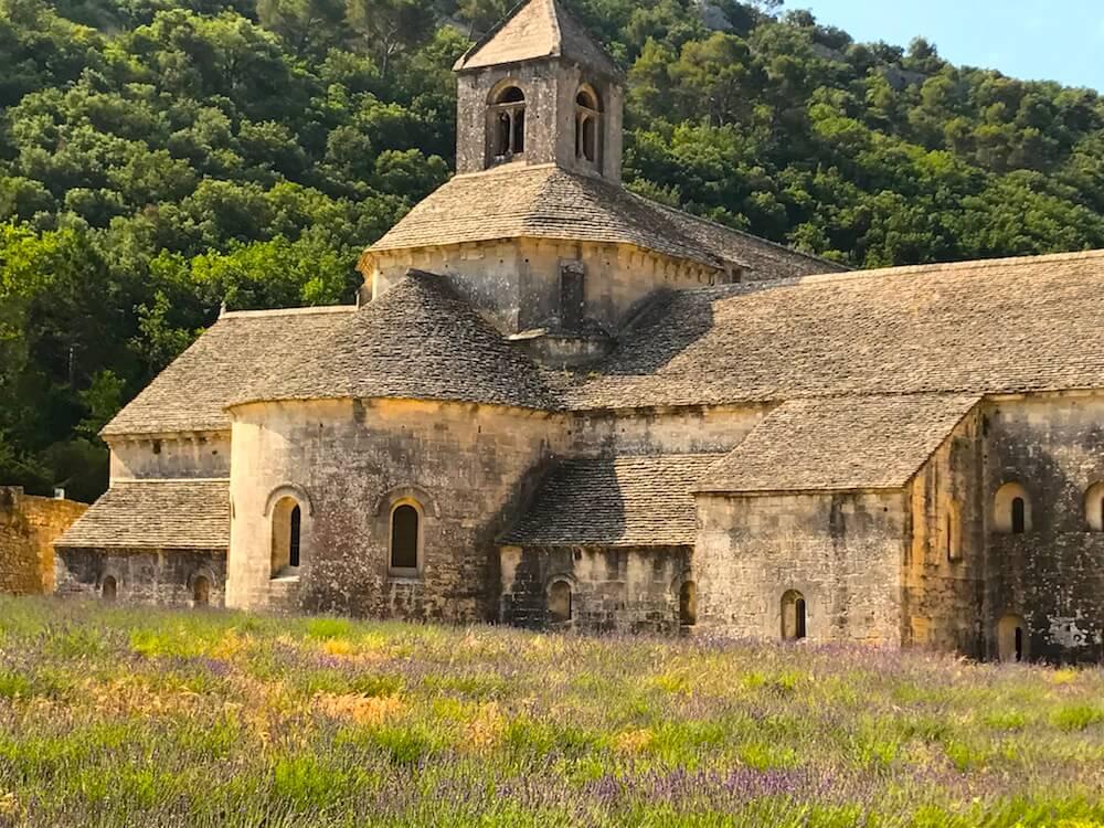 Europe Bucket list Abby in a lavender field