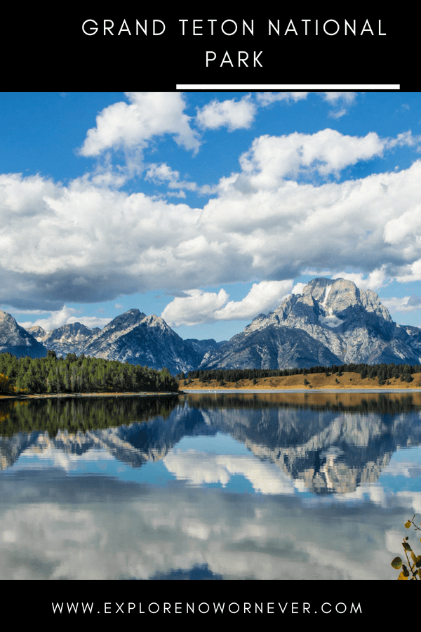 Follow this ultimate Grand Teton itinerary for the best hiking, kayaking, horseback riding, and a Snake River float trip adventure. #grandtetonnationalpark #grandtetons #hiking