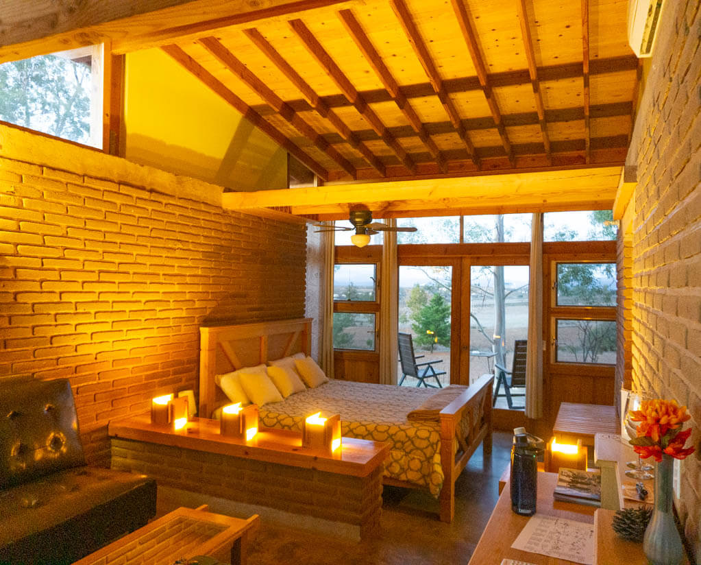 Casa Mayoral where to stay valle de guadalupe