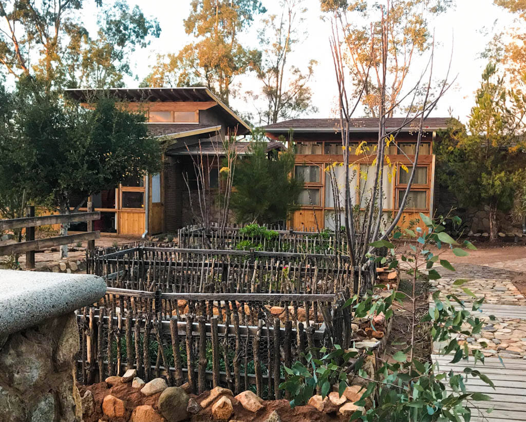 Casa Mayoral bed and breakfast lValle de Guadalupe