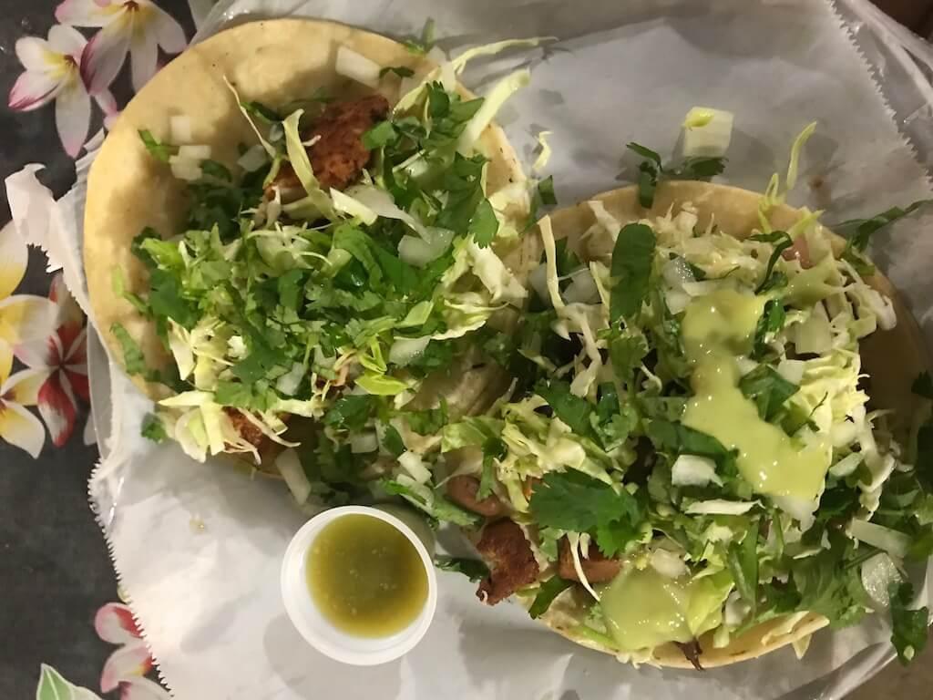 Guadalajara tacos food truck kihei