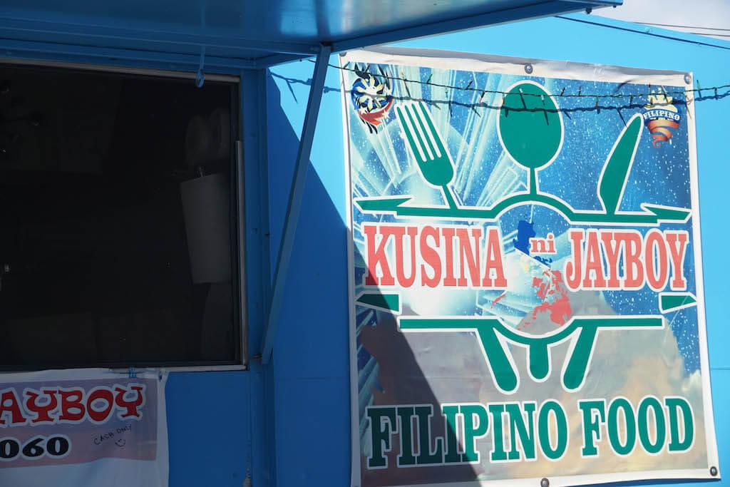 Kusina food truck Lahaina