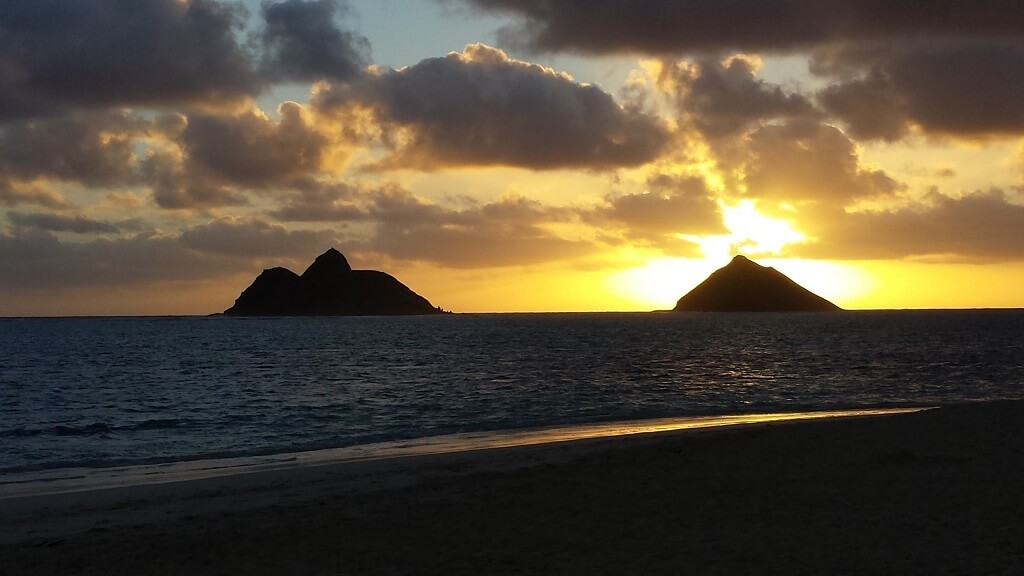 Lanikai-Beach-Sunrise