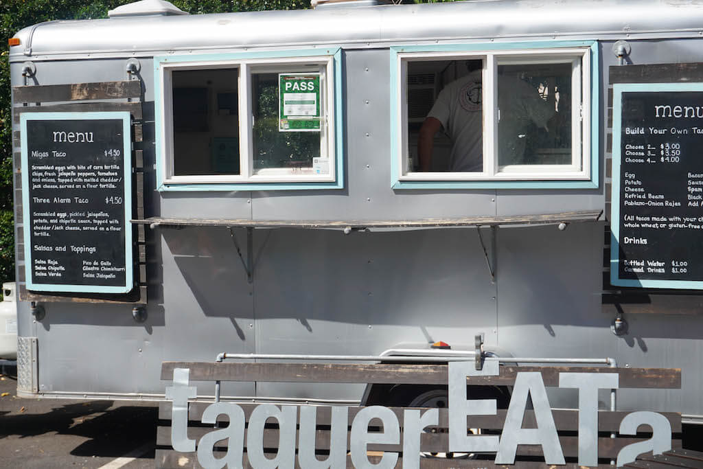 Taquereata food truck Lahaina