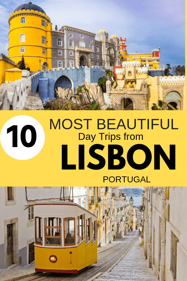 Lisbon Day Trips | Lisbon travel tips | What to do in Lisbon |Lisbon Portgual travel |Sintra | Sintra Portugal day trip | Portugal travel itinerary | Lisbon Portugal things to do in #traveltips