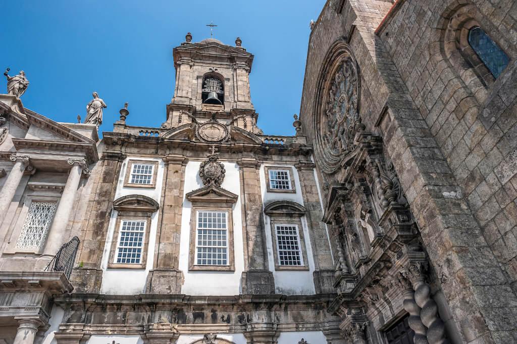 Facade of Church of Sao Francisco