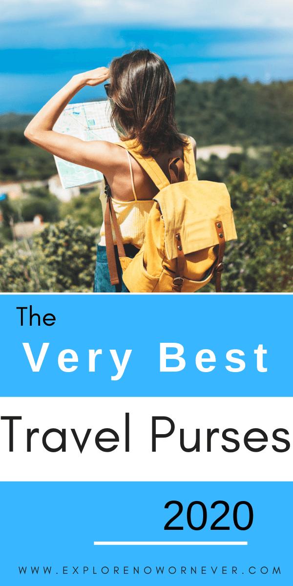 travel purse | travel purse for women | travel purse anti theft | travel purses for women Europe | travel purse essentials | best travel purses 2020 | best travel purses | best travel purses for women |best travel purse | gifts for travelers | gifts for travelers women ideas | anti theft #travel tips