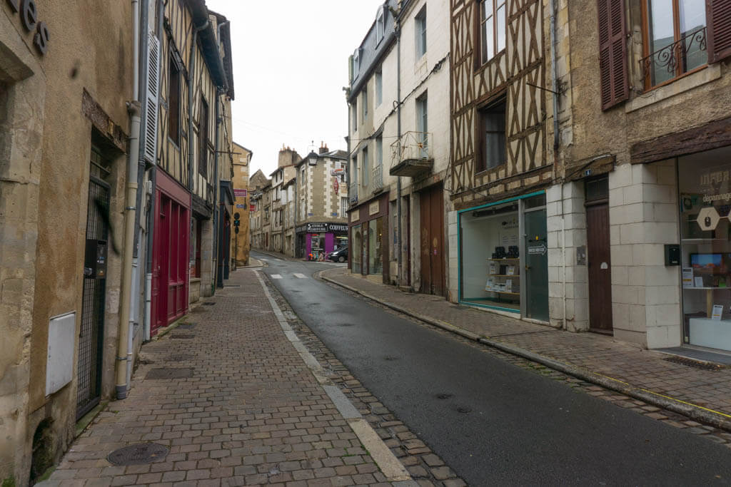 street view of Rue des Carmelites