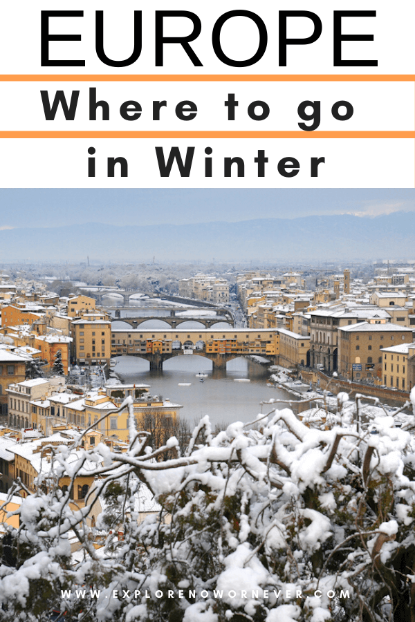 Looking for winter getaways in Europe? From sunny Cyprus to Norwegian reindeer farms, these are amazing MUST-SEE places to see in winter. Europe in winter | Europe in winter travel | best European winter destinations | things to do in Europe in winter | Europe winter vacations | Europe winter festivals