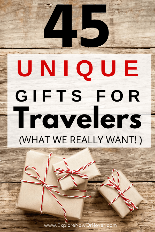 Gifts for travelers | things to buy people who travel | what to pack for travel |best gifts for travelers | gifts for travelers women | gifts for travelers men | gifts for travelers couples | travel must haves packing | travel must haves international | travel must haves products | what to bring to Europe | gift ideas for travelers