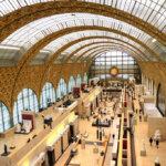 Musee d'Orsay, Paris France
