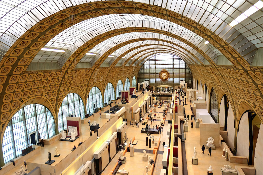Musee d'Orsay, Paris France