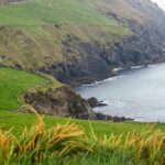 Dingle coast line