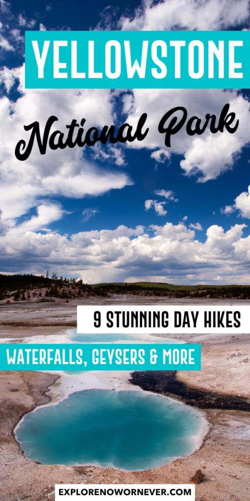 text overlay on photo of Yellowstone geyser