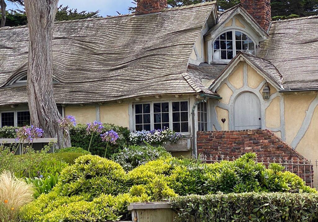 mansion in Carmel