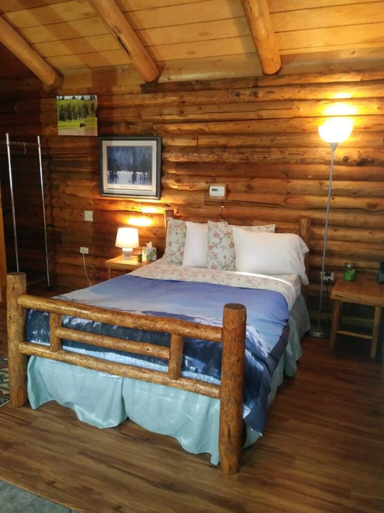 rusty cabin airbnb