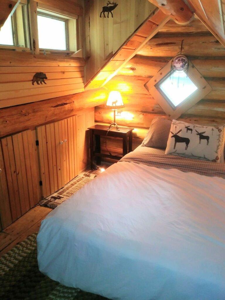 walden cabin yellowstone