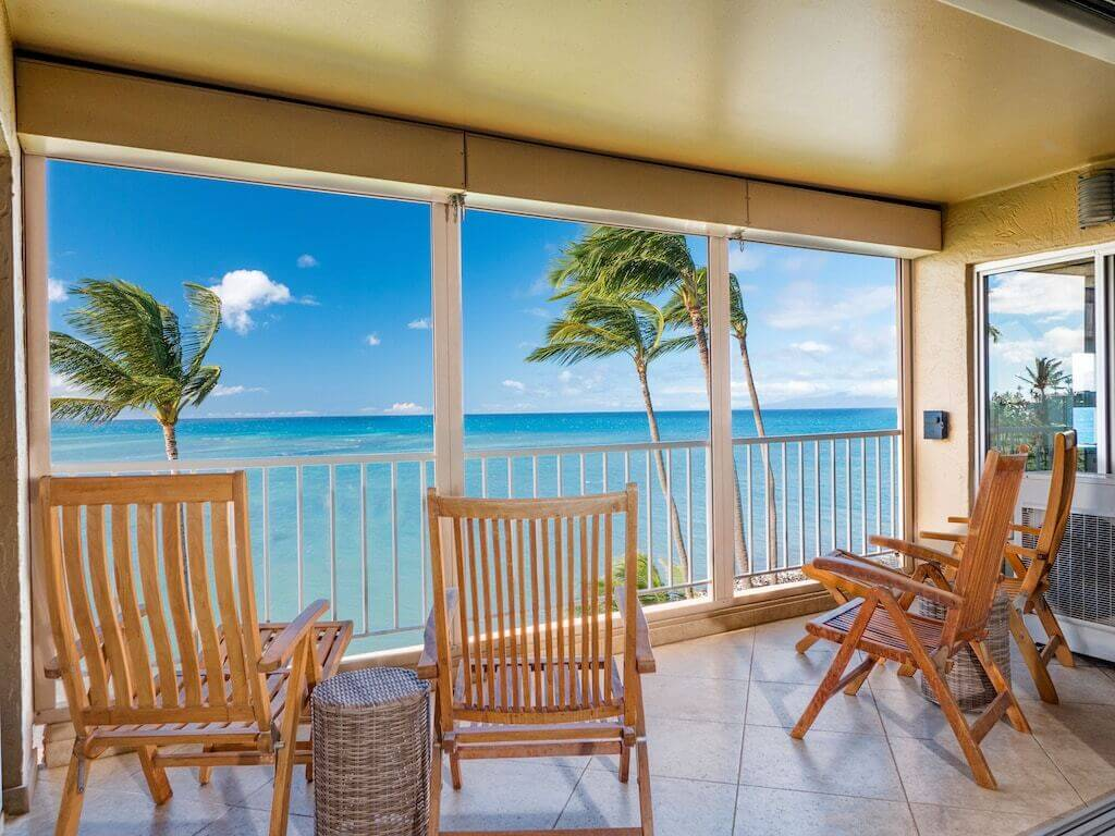 patio ocean view
