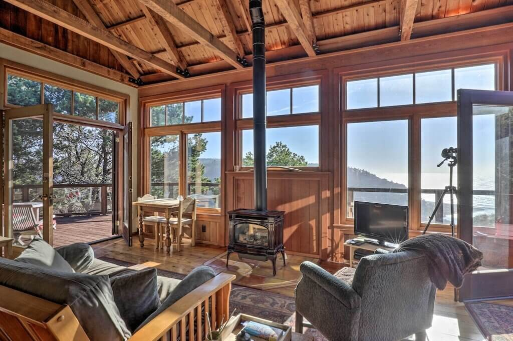 living room interior view